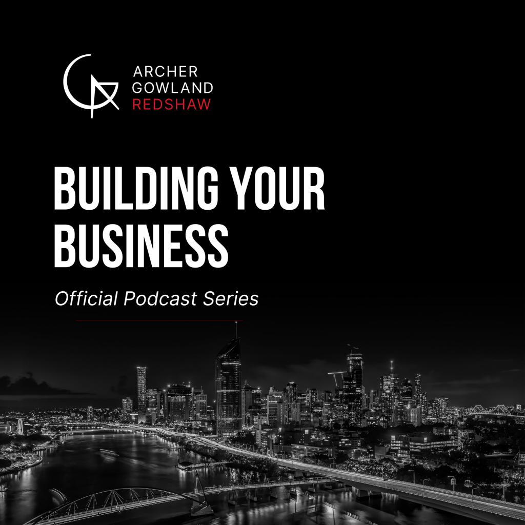 AGR - Building your Business Podcast