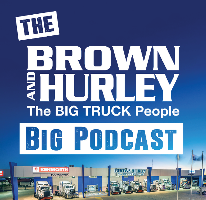 Brown and Hurley Big Podcast