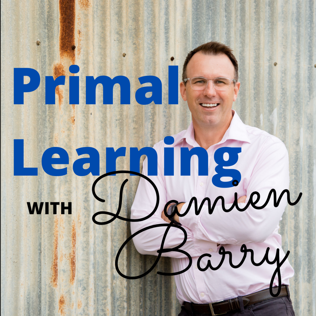 Primal Learning with Damien Barry